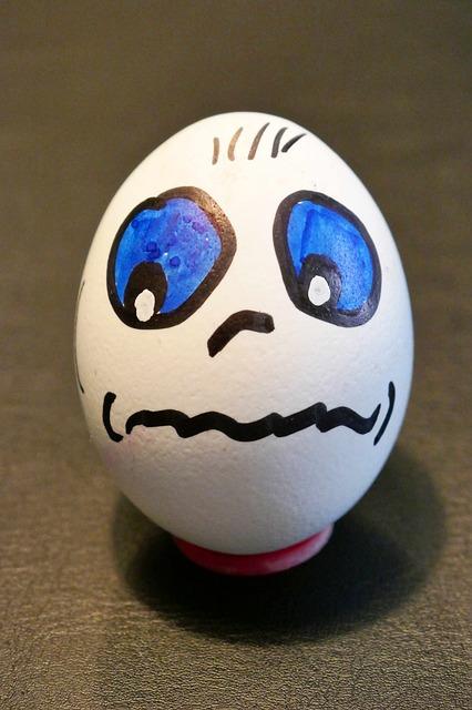 Photo Egging Yourself On