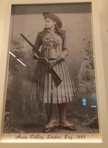 Photo Annie Oakley 1