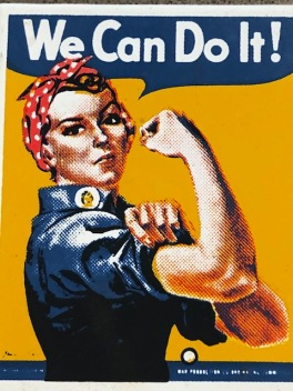 Photo Rosie the Riveter 1