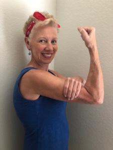 Photo Rosie the Riveter 2